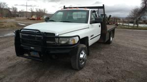 2002 3500 Dodge ram diesel (Thermopolis)