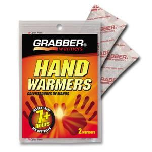 Outdoor Workers - 100 Grabber Handwarmers (Granville)