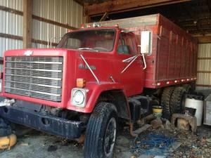 1979 Chevy Bruin Grain Truck (Marysville)