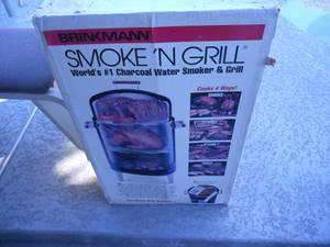 Brinkmann Smoke N Grill-Brand New In Box!! (West)