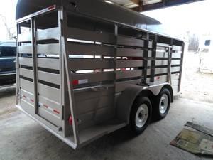 cattle trailer (seagoville)