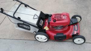 Toro Lawn Mower (Rowlett)