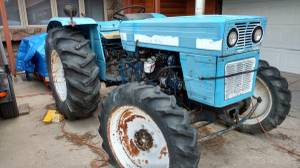 Long Diesel Tractor..Front Wheel Assist (Rapid City)