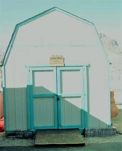 10 X 12 wood shed (Kingman,AZ)