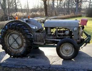 Ford 2N Tractor for sale (Greenville PA)