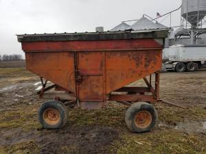 Gravity Bed Wagon with Cover (Baltimore)