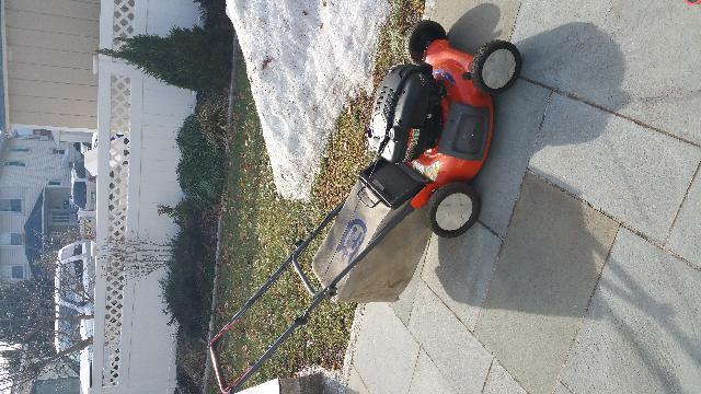 7 Hp Lawn Mower