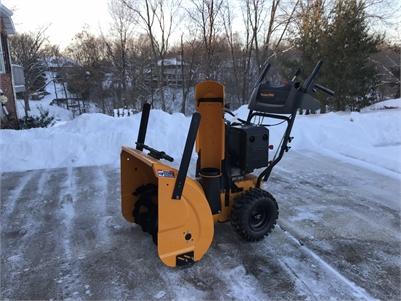Poulan Pro PR624 Snow Blower