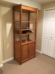 Wall Unit \ Cabinet with shelves (Farmington Hills)