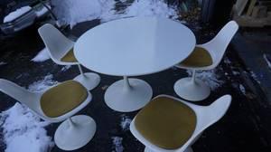 Art Deco Dinette Set VINTAGE (W. Bloomfield)