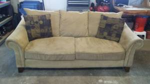 Sofa and loveseat (Lake Orion)