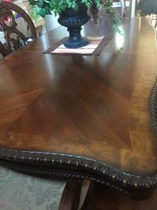Dining Formal Table and Chairs (Hernando)