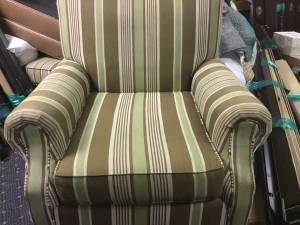Os Arm Chairs / Ottomans / Night Stands **Excellent Condition** (Marne,Ohio)