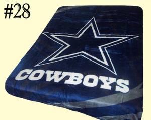 NFL Mink Queen Blankets 79