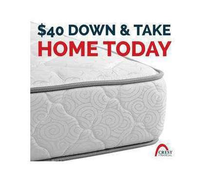 no credit check mattress financing