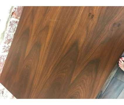 Mid-Century Modern Wood Credenza