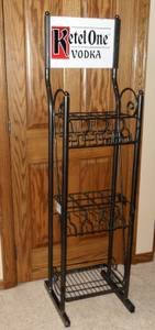 Bottle Rack (Sioux Falls)