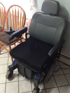 Electric mobility chair (Far NE Phila)