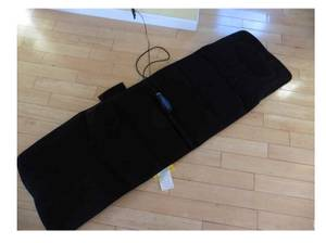 Hommedics Massage Chair Pad (Cary)