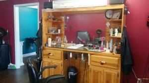 Hair Salon Work Station