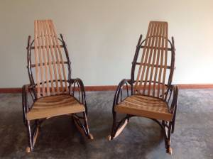Amish Made Rocking Chairs - New