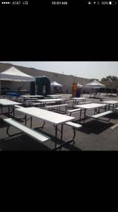Chair & Table Rentals Dallas Fort Worth (Dallas Fort Worth DFW)