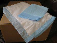 Moisture Absorbing Bed Underpads Chucks Chux incontinence 23
