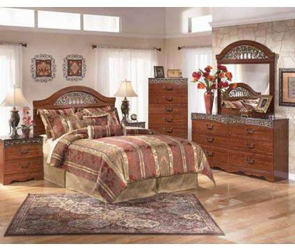 Fairbrooks Estate Luxury Bedroom Set - Ashley Furniture