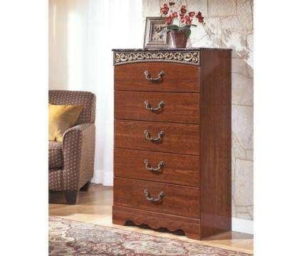 Fairbrooks Estate Luxury Bedroom Set - Ashley Furniture