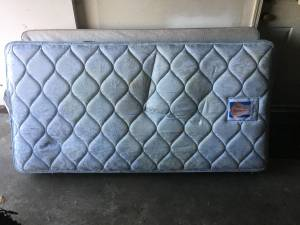 Twin Mattress and Box Spring (Prospect)
