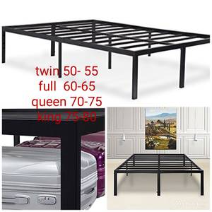 New Twin/Full/Queen/King Platform Bed Frame