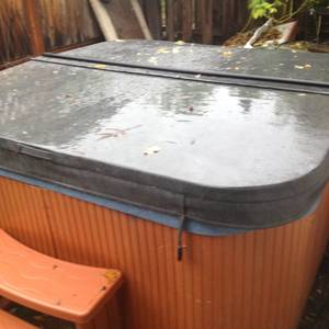 Trade $2000 hot tub for $1500 brand new king size mattress, box spring