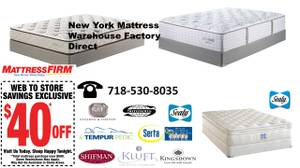 Orthopedic Mattress All Sizes Mattress Twin Full King (Mattress Sale)