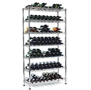 Wine shelves--holds 72 bottles (SE Aurora)