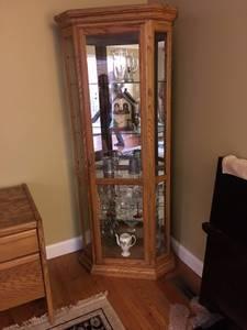 Curio Cabinet (Montgomery Village)