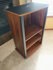 Cabinet for Stereo Components or Home Theater System (Maplewood, MN)