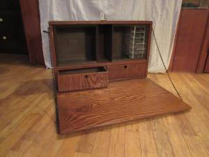 HOMEMADE CABINET for sale