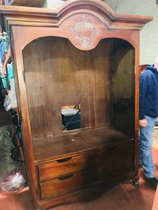 Armoire Dresser (Northeast Philadelphia)