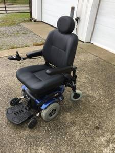 Jet 3 Ultra Power Chair (Flora, Ind.)