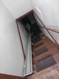 Chair stair climber.. (South)