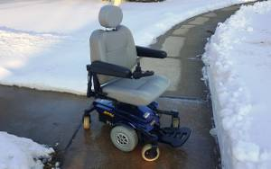 Stable Jazzy Select 6 Power Chair 21