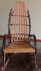 Amish Made Rocking Chairs - NEW (Butler County)