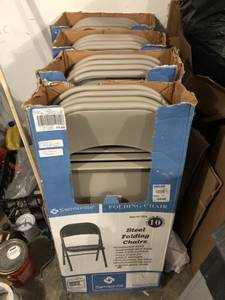 Steel Folding Chairs (Cumberland)