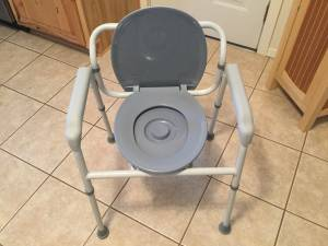 Bedside Potty Chair for Adult (Tontitown)