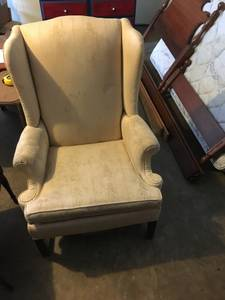 Wing Back Chairs (Prospect)
