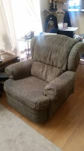 Rocker Recliner Chair (Lakeville)