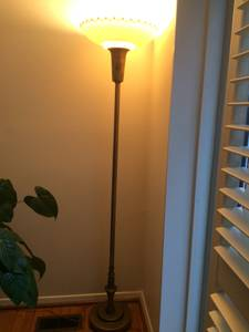 Floor Lamp - Torchiere (Baltimore city)