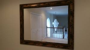 Extra Large Decorative Mirror 56