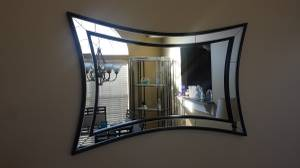 Black Framed Pier One Mirror (East Indianapolis)