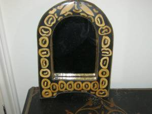 Morrocan small mirror (Rockwall)